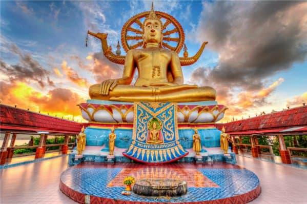 Большой Будда - Big Buddha