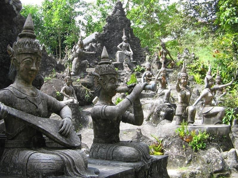 Сад Будды - Buddha Garden