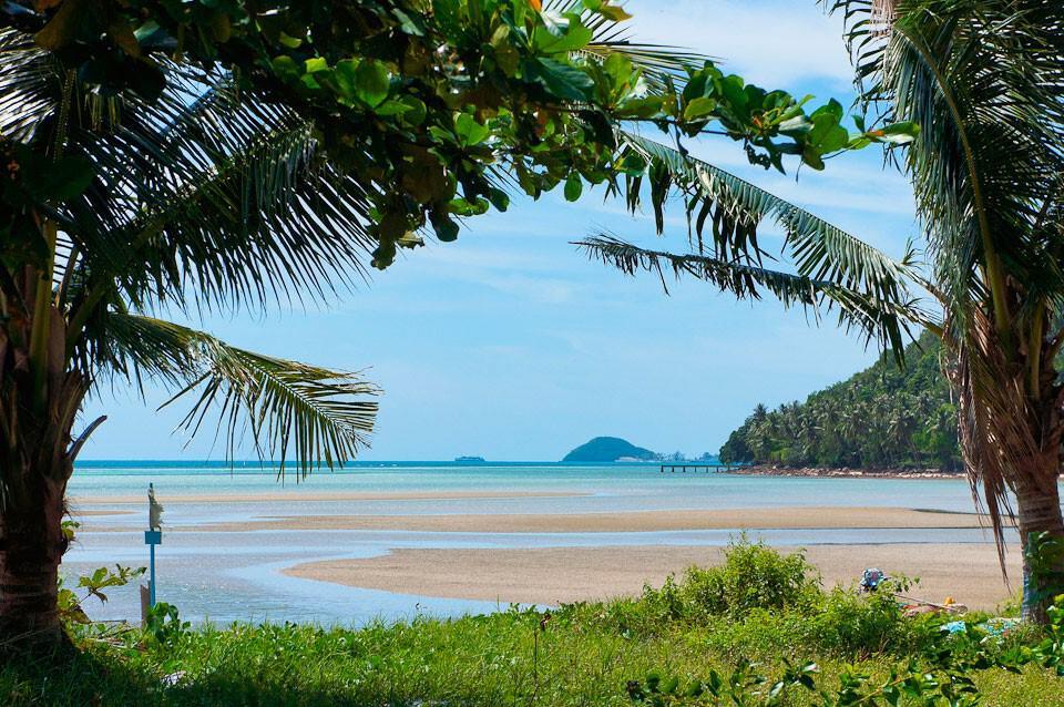 Пханг Ка - пляж на острове Самуи