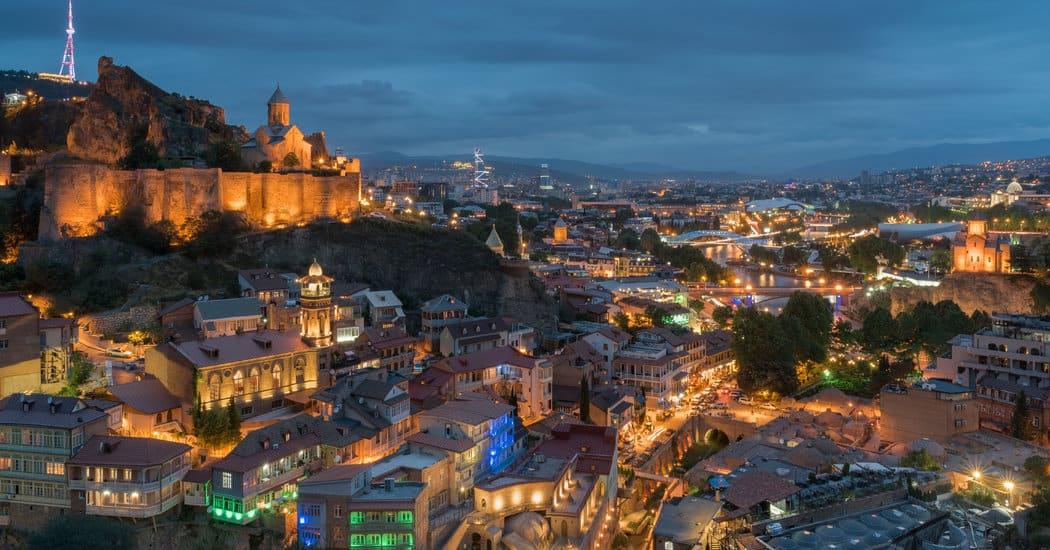 Лучшие отели Тбилиси