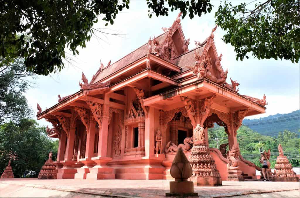 Храм Рача Тхаммарам - Wat Racha - Thammaram