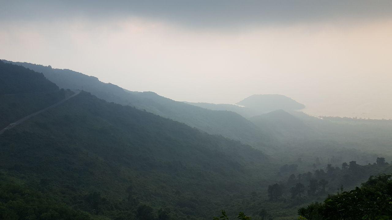 Горы в Дананге