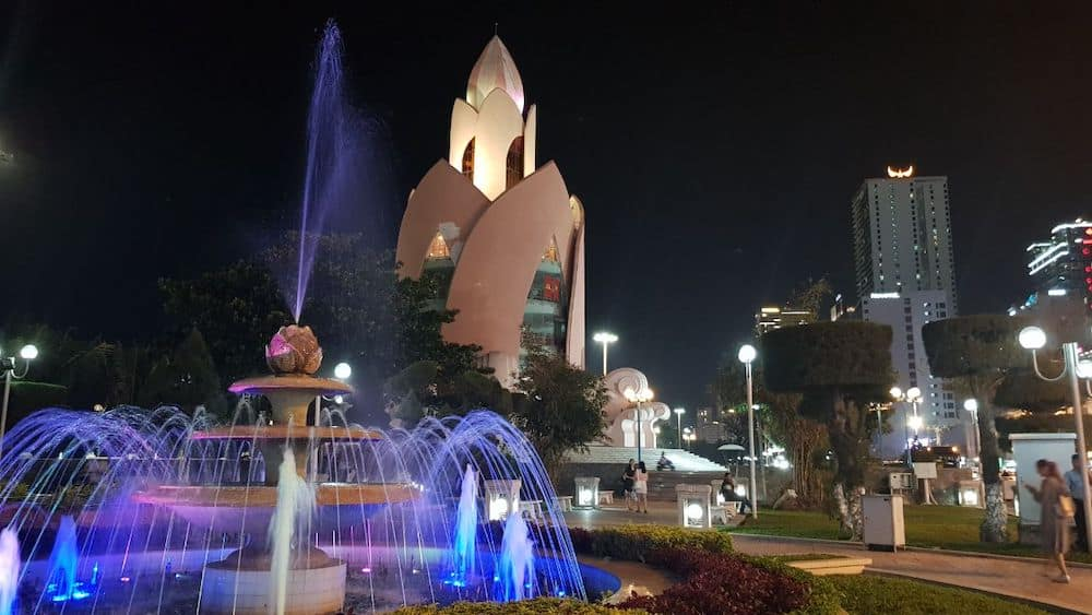 Лотос в Нячанге