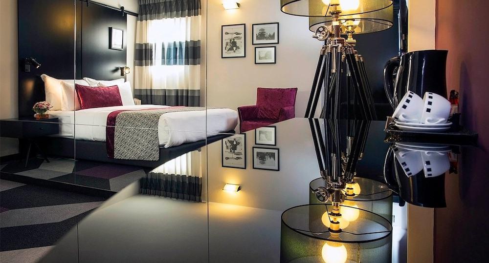 Необычные бутик-отели Тель-Авива: Cinema Hotel