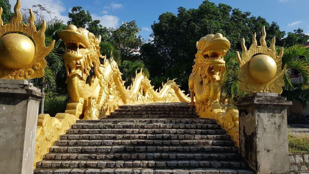 Интересные места в окрестностях Нячанга