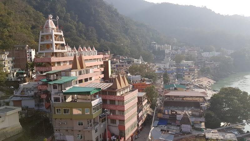Как добраться в Ришикеш, Индия