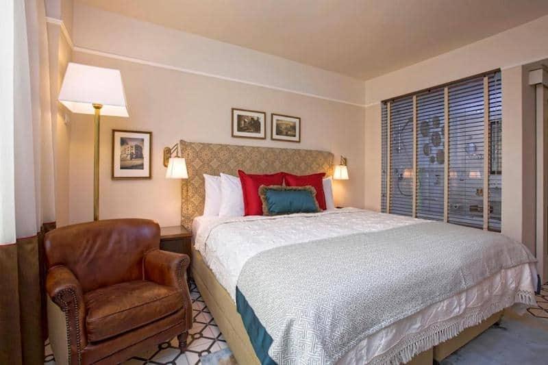 Arthur Hotel - Лучшие бутик-отели Иерусалима