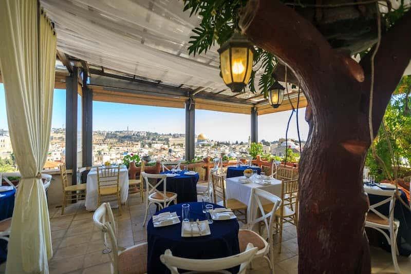 Самые интересные отели Иерусалима: Hashimi Hotel