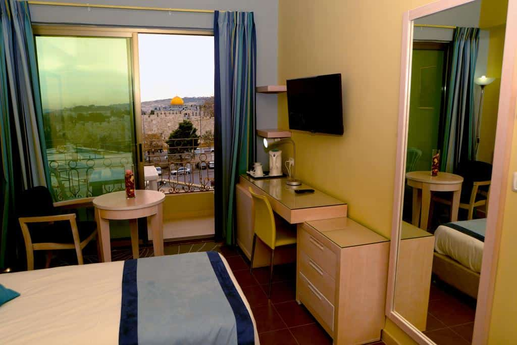 Holy Land Hotel Jerusalem