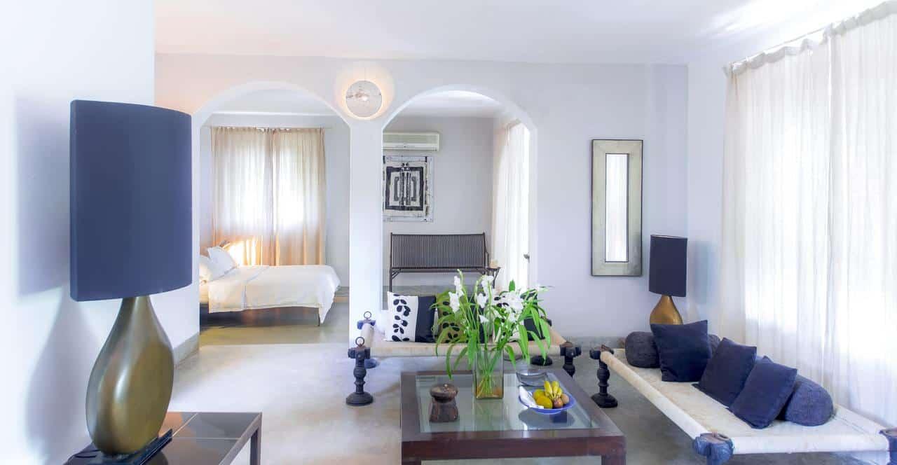 Nilaya Hermitage - лучшие отели в Гоа
