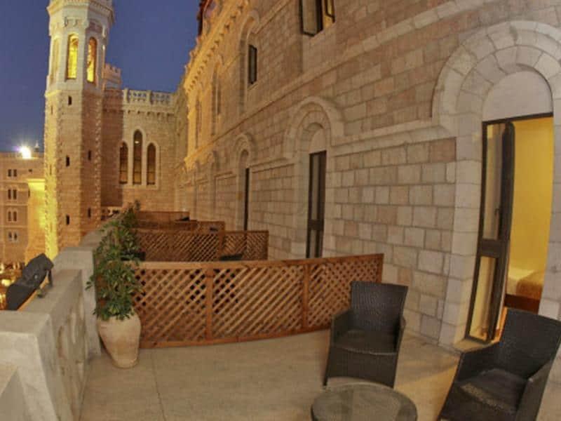 Отели Иерусалима в старом городе: Notre Dame Center
