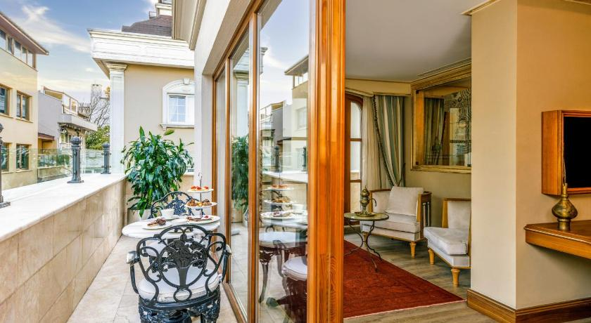 Лучшие отели Стамбула в районе Султанахмет