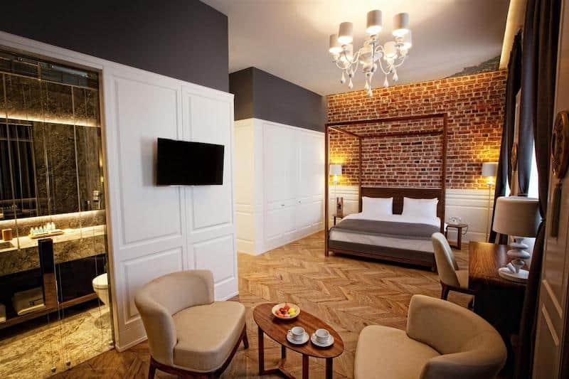 Лучший отель рядом с Собором Святой Софии в Стамбуле