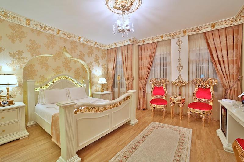 White House Hotel - отель в Стамбуле рядом с Голубой Мечетью